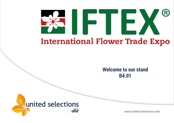 Welcome to IFTEX 2018 in Nairobi, Kenya