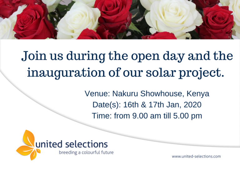Welcome to our Open Days and Solar Inauguration